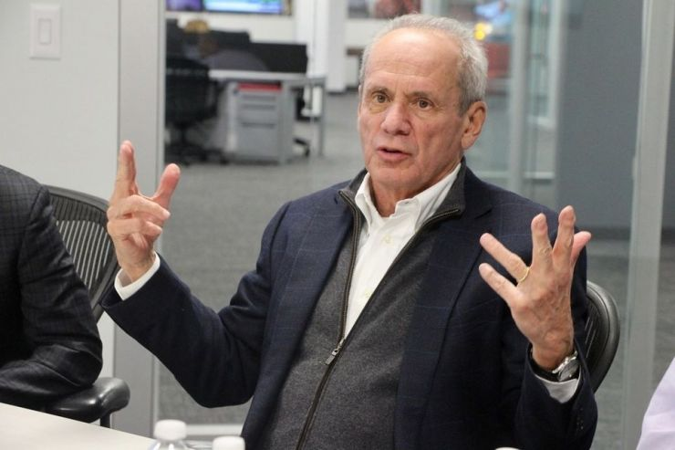 Former Boston Red Sox CEO Larry Lucchino to share cancer story at survivorship forum